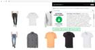 Met nieuwe plug-in duurzaamheid van kledingmerken beoordelen tijdens online shoppen
