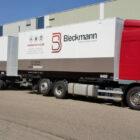 Bleckmann behaalt eerste Lean & Green Ster: 'We kunnen onze klanten nu nog beter advies geven op het gebied van duurzaamheid'