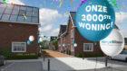 MorgenWonen assembleert 2000e duurzame woning