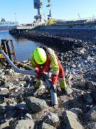 Havenbedrijf Rotterdam steunt strijd tegen plastic korrelvervuiling