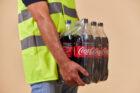 Alle transportverpakkingen Coca-Cola European Partners Nederland over op 100% gerecycled plastic