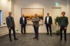 Duurzame ondernemers Utrecht realiseren zelfvoorzienend tankstation voor groene waterstof