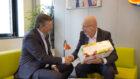 Samenwerking ARMOR & OFFICE CENTRE: een duurzame toekomst
