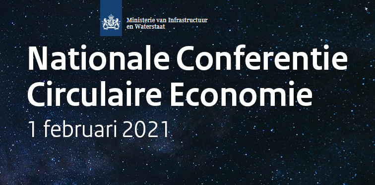 Nationale Conferentie Circulaire Economie 2021