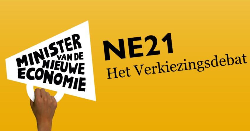 NE21: Het Verkiezingsdebat