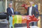 Vion maakt varkensvleesketens transparant door middel van blockchaintechnologie