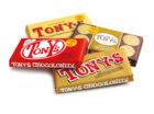 Tony's Chocolonely lanceert 'lookalike'-repen als Sweet Solution voor misstanden in chocolade-industrie