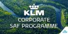 KLM blijft inzetten op duurzame vliegtuigbrandstof met KLM Corporate SAF Programma