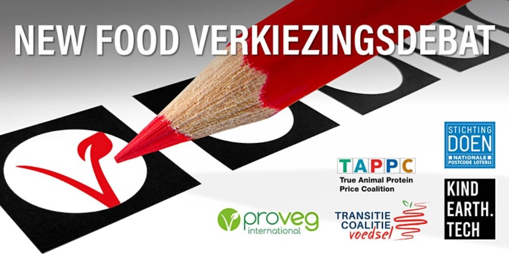 New Food Verkiezingsdebat