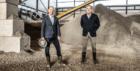 Janssen de Jong Groep neemt strategisch belang in circulaire onderneming New Horizon
