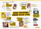 Jumbo realiseert besparing van honderdduizenden kilo's plastic per jaar met nieuwe verpakkingen