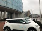 Laadpalen voor dienstauto's Almere ook toegankelijk voor publiek