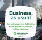 Onderzoek Milieudefensie: 'Burger flink belast en industrie ontzien onder kabinetten Rutte'