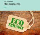 KIDV publiceert factsheet over milieuclaims op verpakkingen: 'Elke claim moet aantoonbaar zijn'
