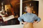 Victoria Koblenko bespaart 2075 badkuipen afvalwater met exclusieve verkoop designer kleding