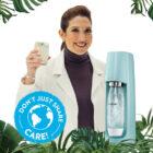 Dag van Aarde: SodaStream kondigt duurzaamheidsambities aan met campagne Randi Zuckerberg