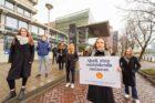 Klacht ingediend tegen Shell voor misleidende reclames: 'Maak het verschil, rij CO2-neutraal'