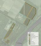 Zonnepark met 87.000 zonnepanelen op terrein NLR in Marknesse