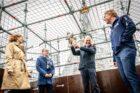 Hergebruik historisch restauratie-afval Domtoren voor circulair Utrecht