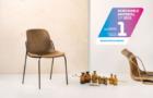 Hemp - de meest duurzame stoel ooit - bekroond tot Renewable Material of the Year 2021