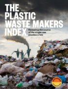 Twintig bedrijven produceren 55 procent van alle plastic afval