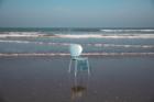 Zuiver ontwerpt in samenwerking met APE stoel van 100% upcycled oceaanplastic