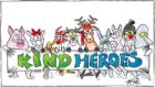 Bekende striptekenaar Toon van Driel start samenwerking met LIVEKINDLY Collective voor meer bewustzijn dierenwelzijn