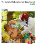 Sustainable development report UN shows devastating impact of COVID, ahead of 'critical' new phase