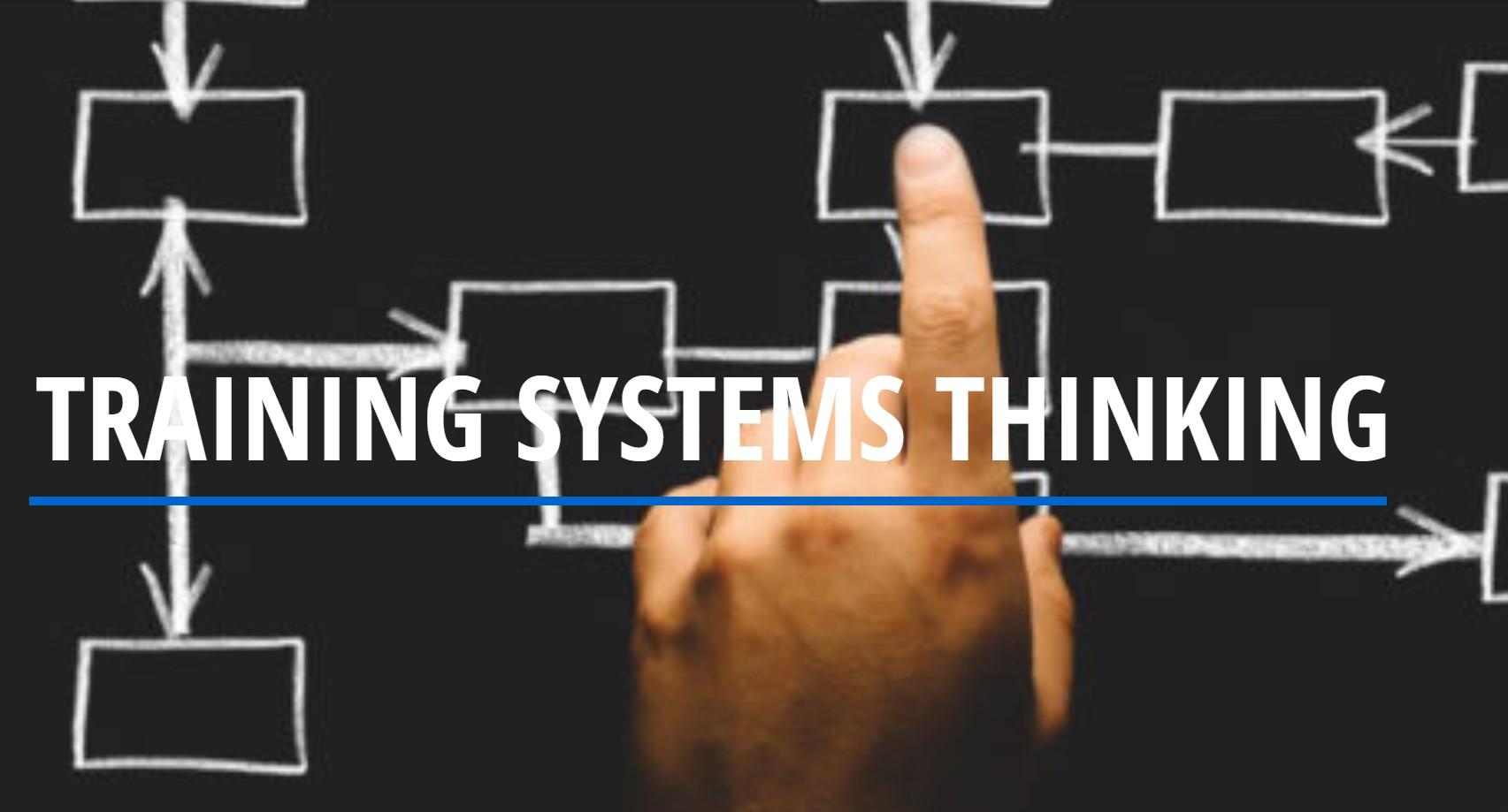 Praktijktraining effectiever systeemdenken in de circulaire economie