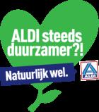 ALDI in Nederland geeft Natuurlijk Wel-campagne duurzaamheids-twist