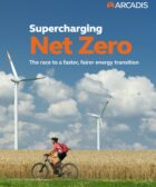 Arcadis energy transition report: radical transformation of energy sector needed to reach net zero in time to prevent major global warming threshold