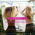 Dear Denier winnaar Moving Fashion Forward Award 2021