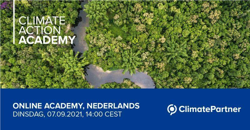 ClimatePartner Online Academy over klimaatneutraal maken