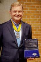 Koninklijke onderscheiding voor Feike Sijbesma