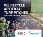 Marktleiders in kunstgrasindustrie werken samen aan sterkere oplossing voor kunstgrasrecycling