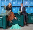Schoeller Allibert introduceert palletbox uit gerecyclede visnetten