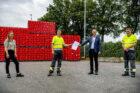 Fabriek van Coca-Cola Europacific Partners behaalt als eerste in Nederland wereldwijd AWS-certificaat voor duurzaam waterbeheer