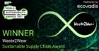 Waste2Wear Wint World Sustainability Award