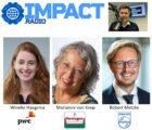 Genomineerden MVO Manager van het Jaar 2020/21 verkiezing op Impact Radio